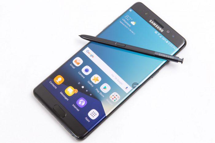 Стала известна окончательная причина возгораний Galaxy Note 7