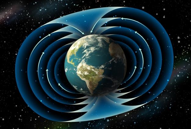 Стала известна причина разворота магнитного поля Земли