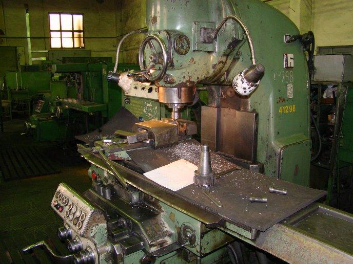 Бизнес идея: ремонт и модернизация станков
