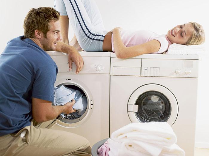 Современная стиральная техника