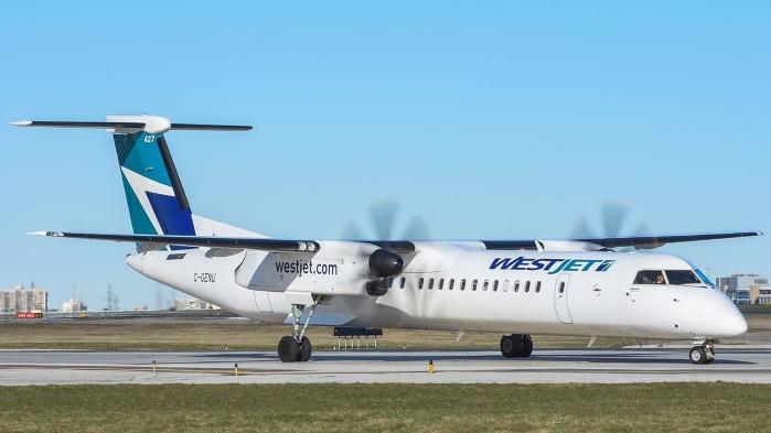 Столкновение самолетов в Канаде
