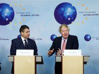 Страны ЕС призвали Дональда Трампа сохранить ядерную сделку с Ираном