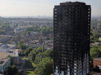 Страховые компании выплатят 32 млн долларов пострадавшим при лондонском пожаре