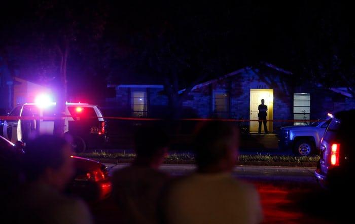 Стрельба в штате Техас: семеро убитых, стрелка ликвидировали