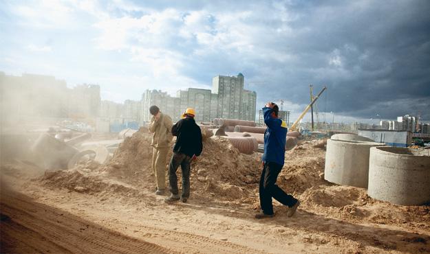 Целесообразность вывоза мусора со строительных площадок