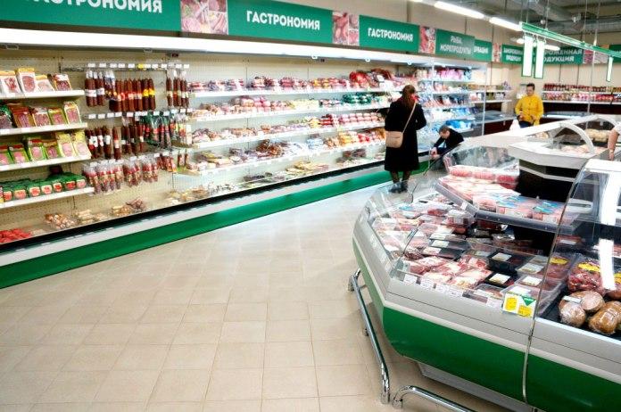 Правительство России признало, что продовольственное эмбарго привело к значительному росту цен
