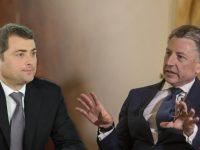 Сурков vs Волкер: новые предложения США по Донбассу