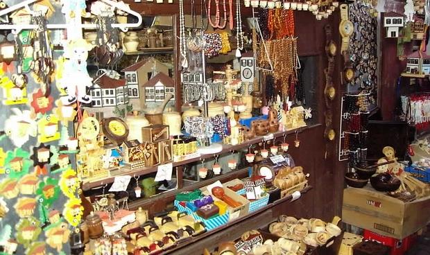 Бизнес-идея: сувенирная лавка