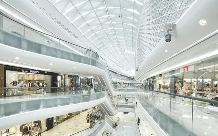 Бизнес идея: организация освещения в торговых центрах