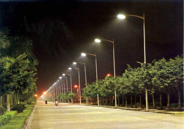 Идея для бизнеса: продажа уличных светодиодных светильников