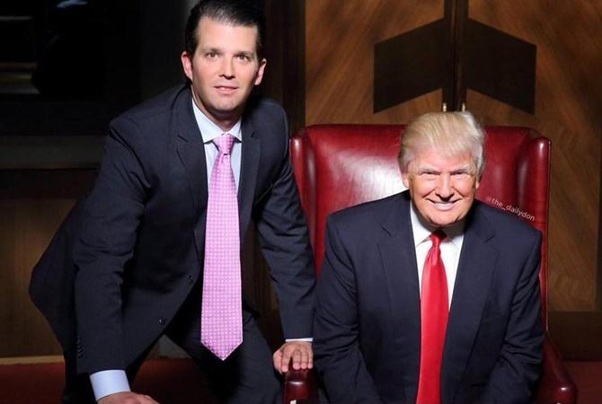 Сын Трампа не раскрыл конгрессменам суть беседы с отцом о встрече с адвокатом из России
