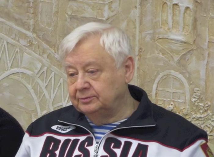 """Мирко Саблич. Ответ Табакову от Украины - """"Ой, то не вечер"""""""
