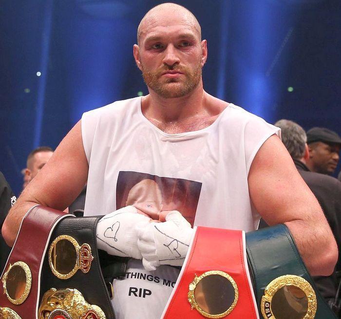Тайсон Фьюри все-таки покидает бокс, освободив пояса WBA и WBO