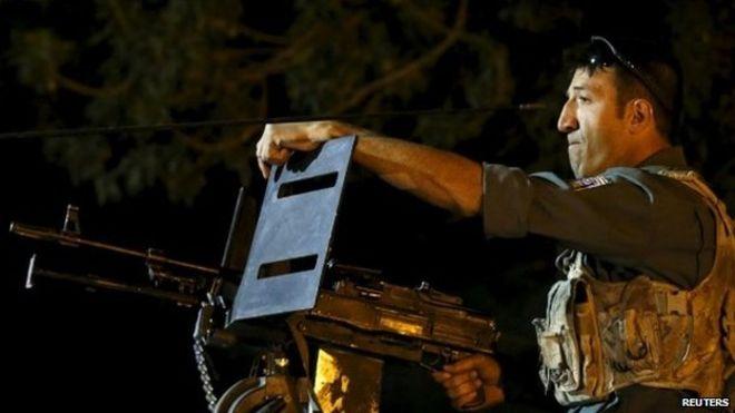 Талибы штурмуют столицу Афганистана