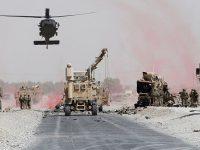 Талибан атаковал колонну НАТО