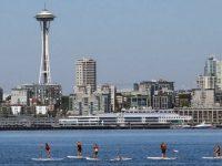 Температура воздуха в Сиэтле достигнет 40 градусов по Цельсию, – синоптики