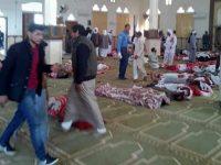 Теракт в Египте: из-за нападения на мечеть погибло 280 взрослых и 27 детей