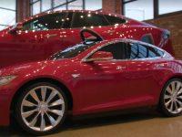 Tesla сделал управляемую модель S для детей