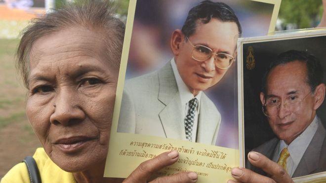 В Таиланде празднуют 70-летие правления короля Пхумипона Адульядета (фото)