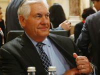 Тиллерсон поддерживает жесткую линию санкций по отношению к России