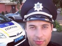 Чемпион по бодибилдингу Игорь Ткаченко стал одесским полицейским (фото)