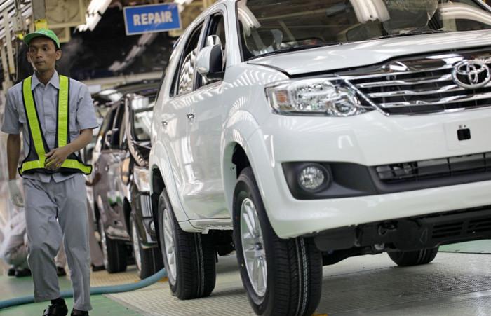 Тойота будет производить автомобили в Саудовской Аравии