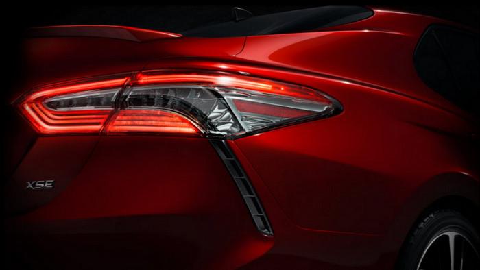Тойота стимулирует продажи Camry на рынке США