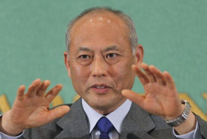 Губернатор Токио Ёити Масудзоэ подал в отставку из-за обвинений в растрате