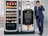 Торговое оборудование: вендинговые автоматы и их виды