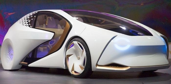 Toyota презентовала автомобиль Concept-i с искусственным интеллектом