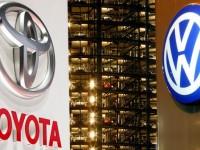 На фоне скандалов Volkswagen Toyota перехватила лидерство в продаже автомобилей