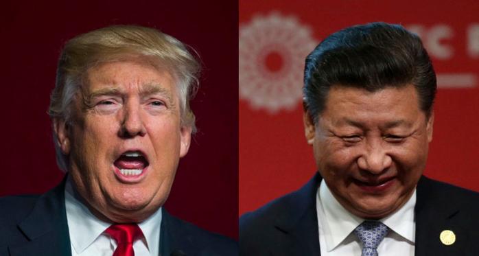 Трамп недоволен Си Цзиньпином из-за валютной практики Китая