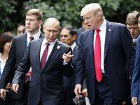 Трамп поблагодарил Путина за высказывания о США