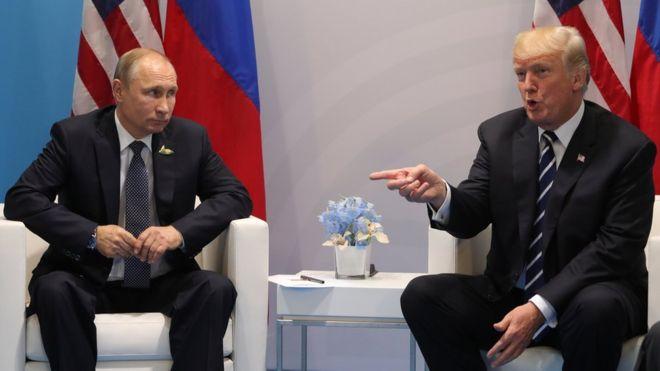Трамп подписал долгожданный закон о новых санкциях против России