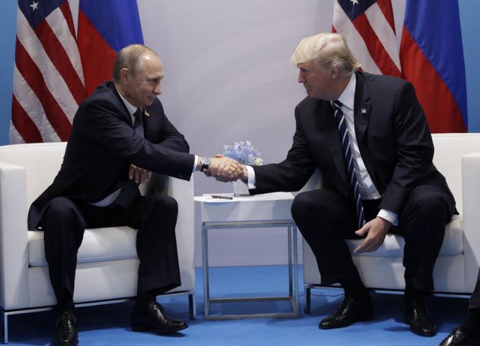 Трамп предложил смягчить санкции США в отношении России