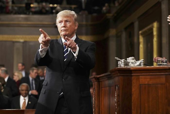 Трамп выполняет предвыборные обещания: в США крупнейшая налоговая реформа за 30 лет