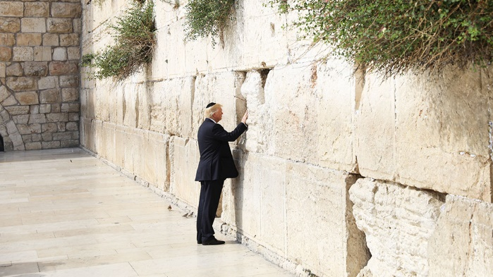 Трамп хочет признать Иерусалим столицей Израиля. Основные разногласия между странами