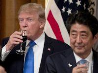 Трамп: Япония купит новую систему противоракетной обороны у США