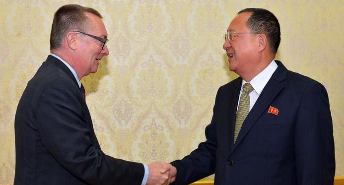 Тревожные итоги встречиглавы МИД КНДР изаместителя Генерального секретаря ООН