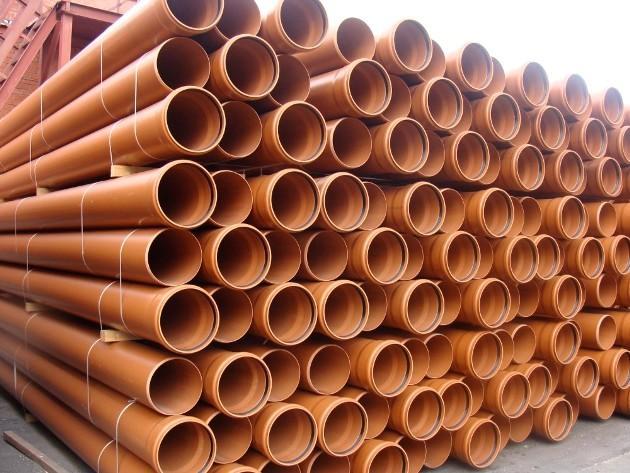Бизнес идея: продажа труб для наружной канализации