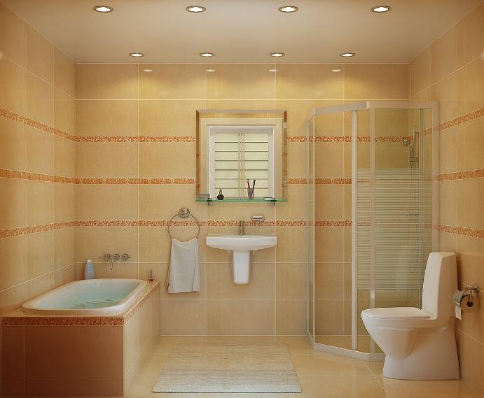 Как оформить дизайн туалета?