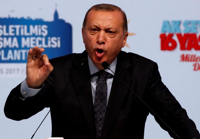 Турция и Иран обсудили совместные операции против курдских боевиков, - Эрдоган