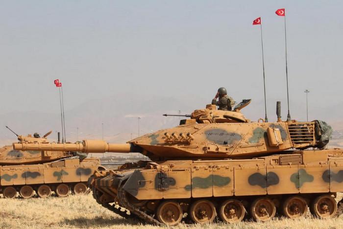 Турция начала военные учения перед голосованием курдов о независимости