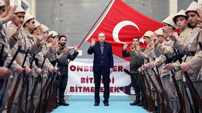 Турция выдвигает требования к США о поставках оружия