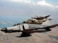 Турецкие самолеты нанесли бомбовый удар по объектам на севере Ирака