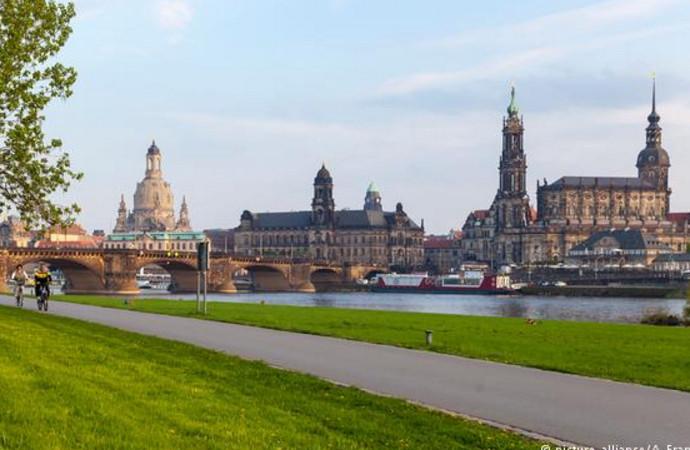 Турист из США был избит в Дрездене