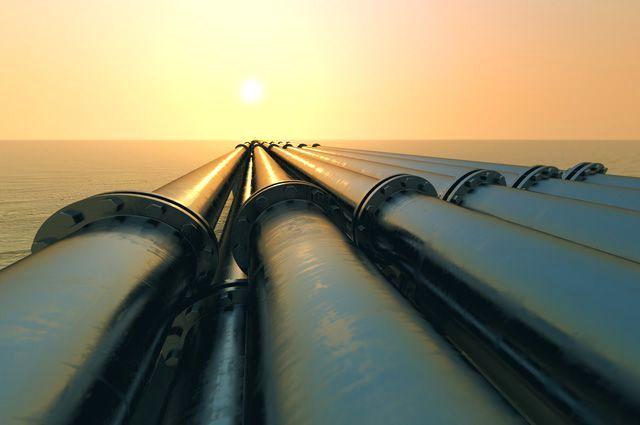 """Строительство газопровода """"Турецкий поток"""" отложено на неопределенный срок - Газпром"""
