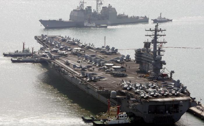 У берегов Японии потерпел катастрофу самолет ВМФ США