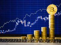 У Bitcoin новый рекорд: криптовалюта перешагнула барьер в 4 тыс долларов