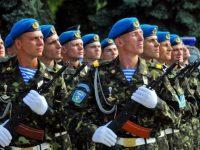 Украинским десантникам заменят головные уборы